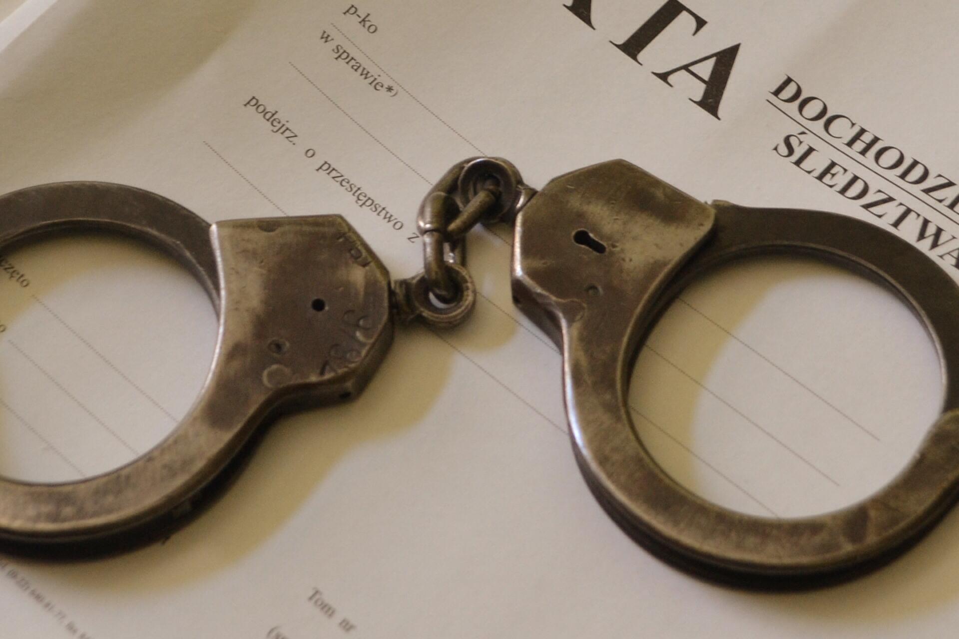 akta dochodzenia śledztwa - Policja