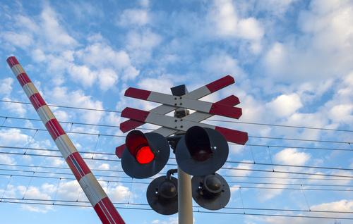 przejazd kolejowy - Fotolia