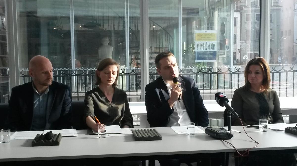 konferencja Kulturalny Stary Rynek - Jacek Butlewski