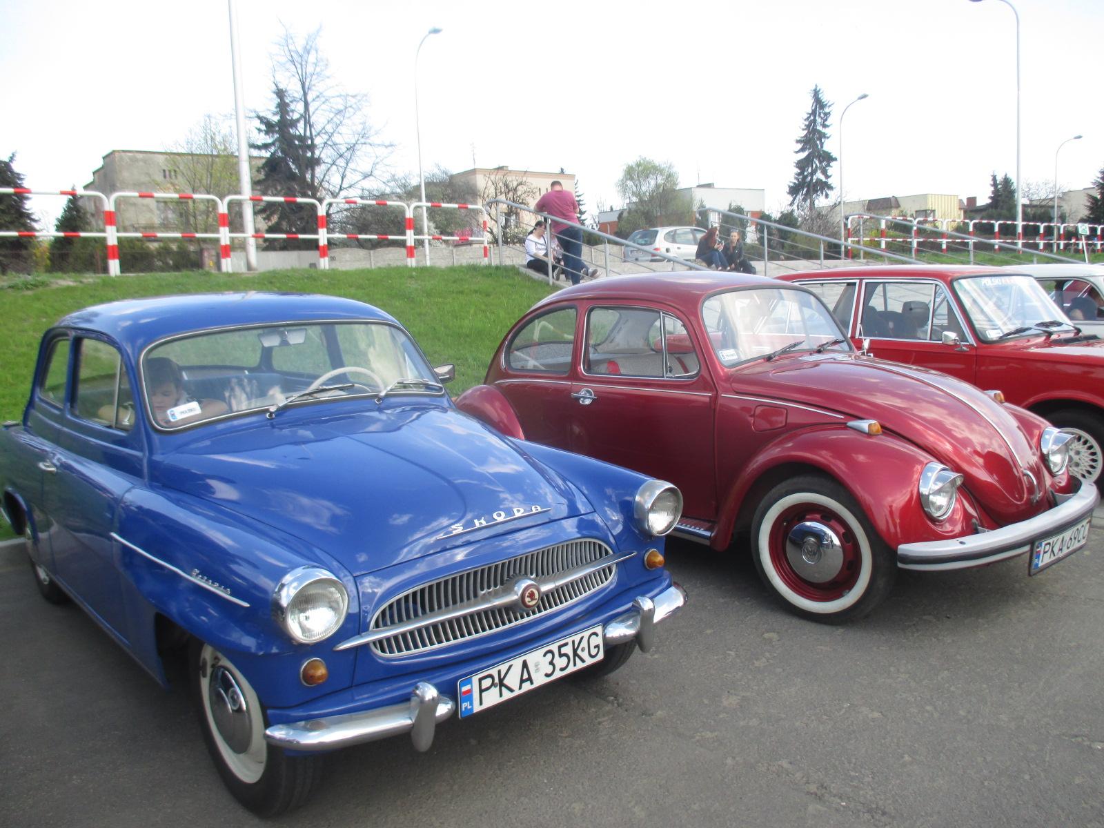 kaliskie klasyki stare samochody oldtimer - Danuta Synkiewicz