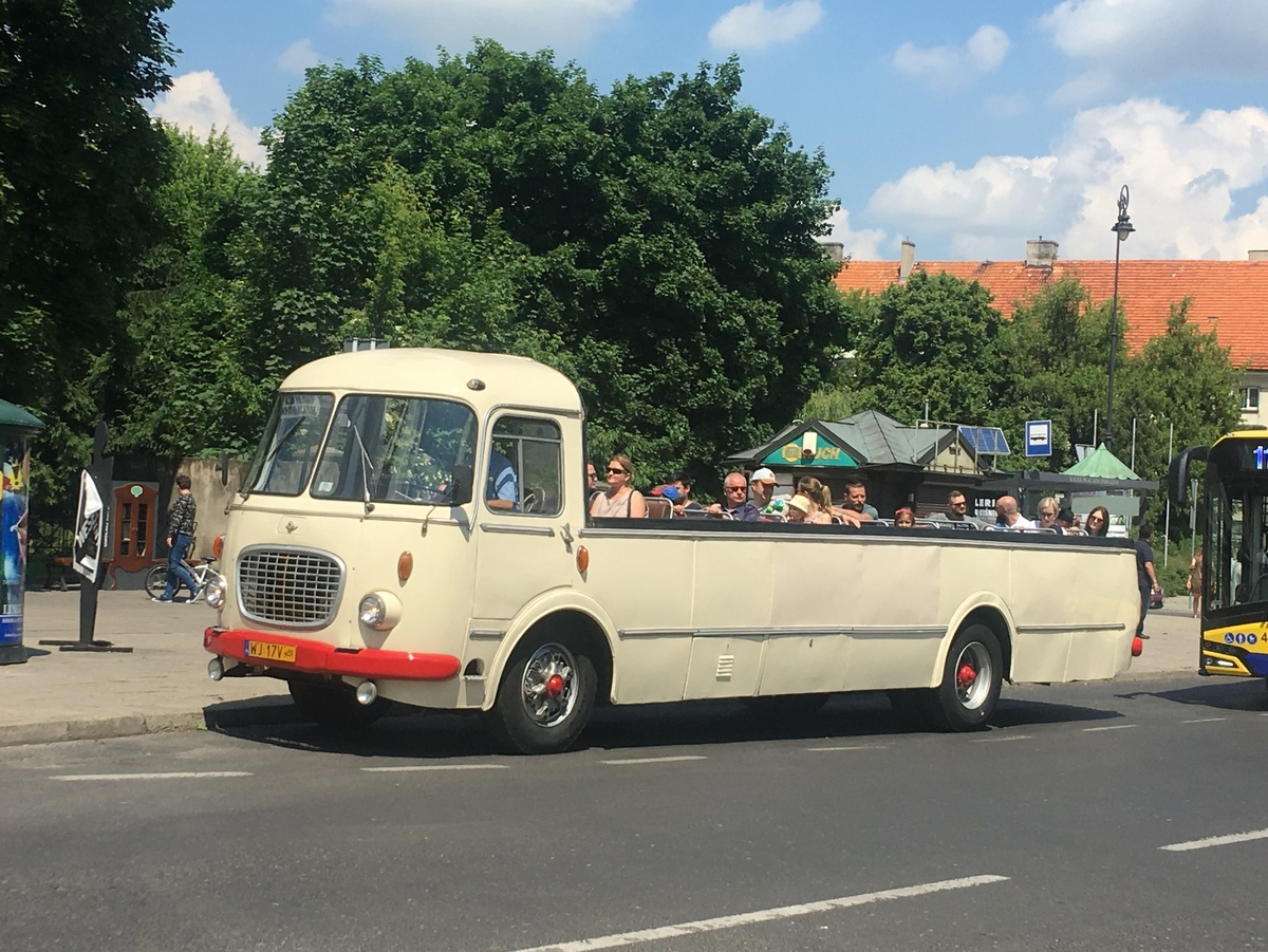 jelcz cabrio kalisz - Danuta Synkiewicz