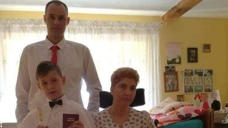 Pomoc dla Dawida i Agnieszki Konin - Iwona Krzyżak