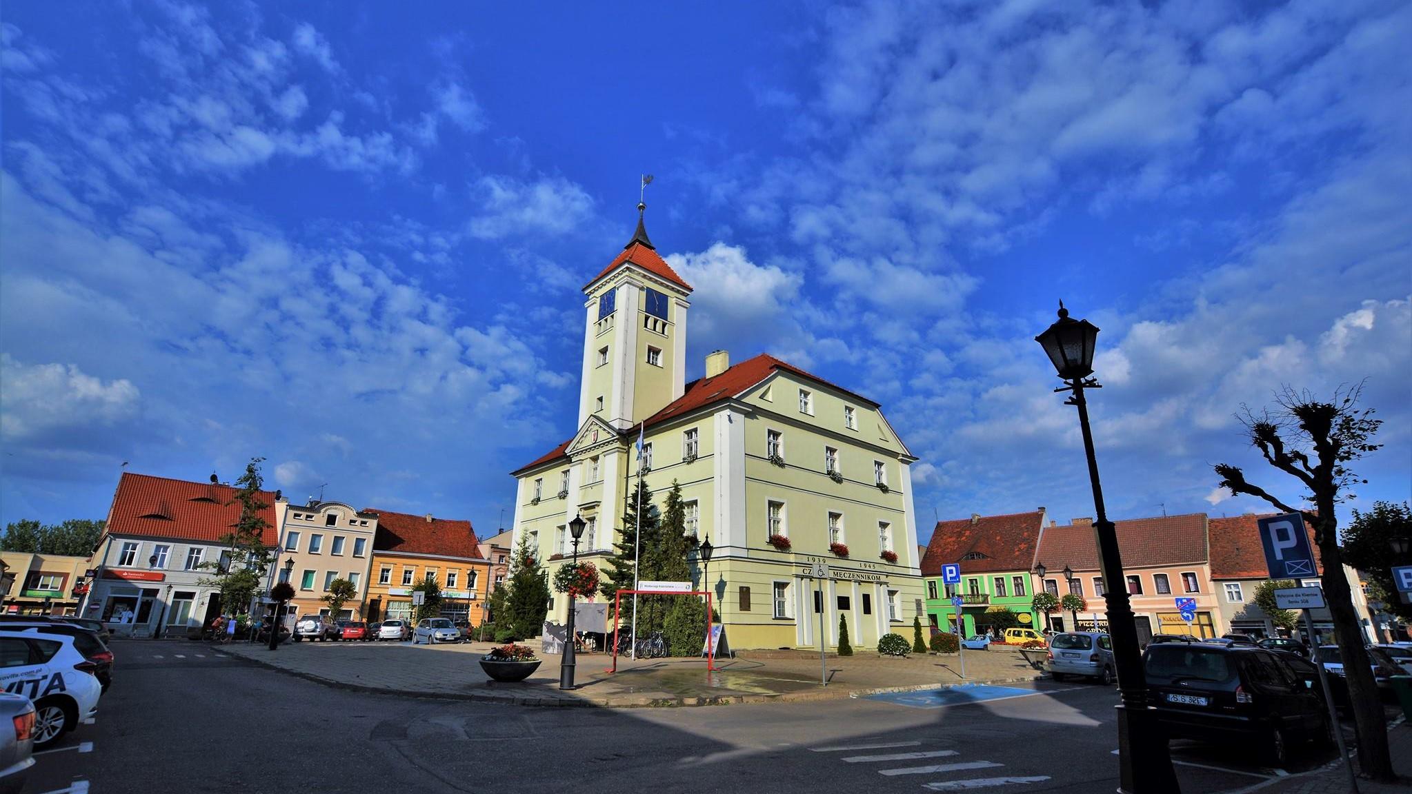 kościan rynek miasto - FB: Urząd Miejski Kościana