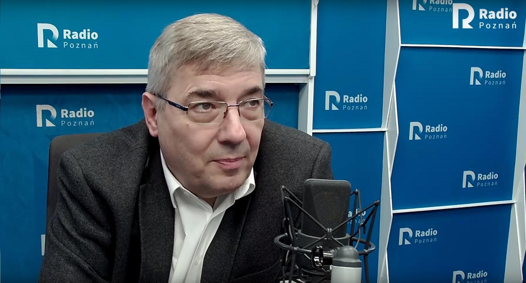 grzegorz ganowicz kluczowy temat - Radio Poznań
