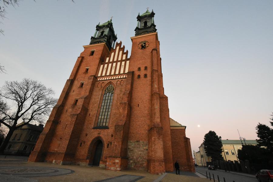 abp antoni baraniak order orła białego katedra poznańska - Wojtek Wardejn