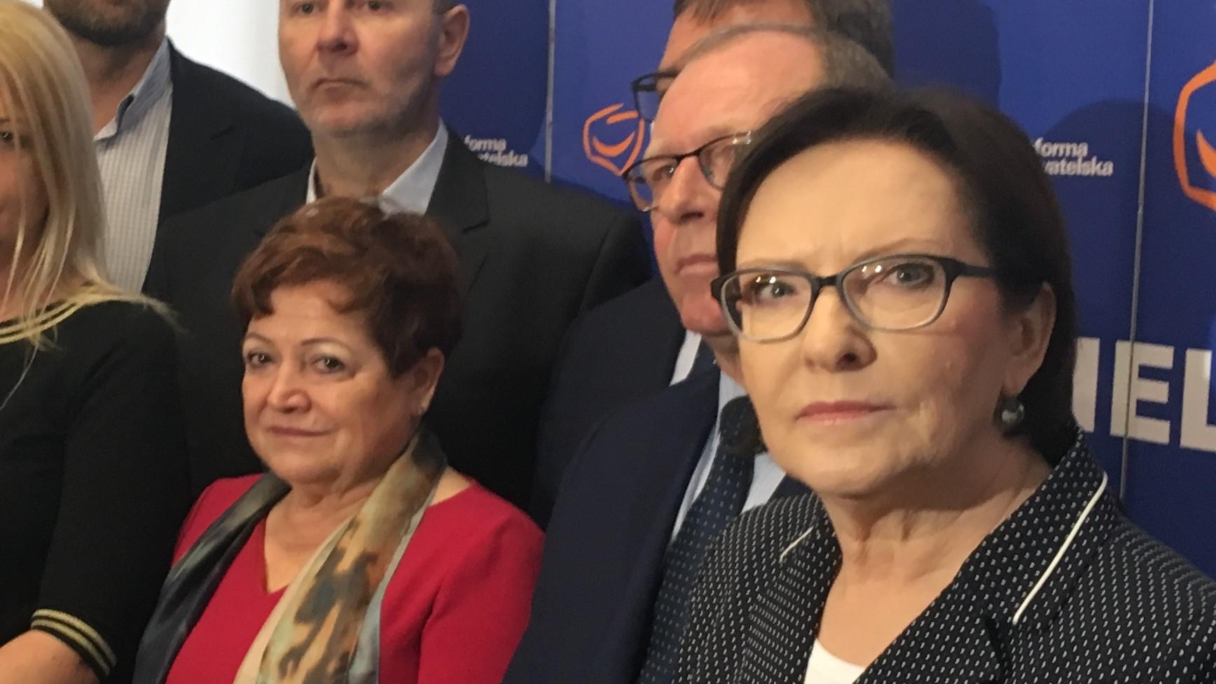 Ewa Kopacz kandydatka KE do PE - Adam Michalkiewicz - Radio Poznań