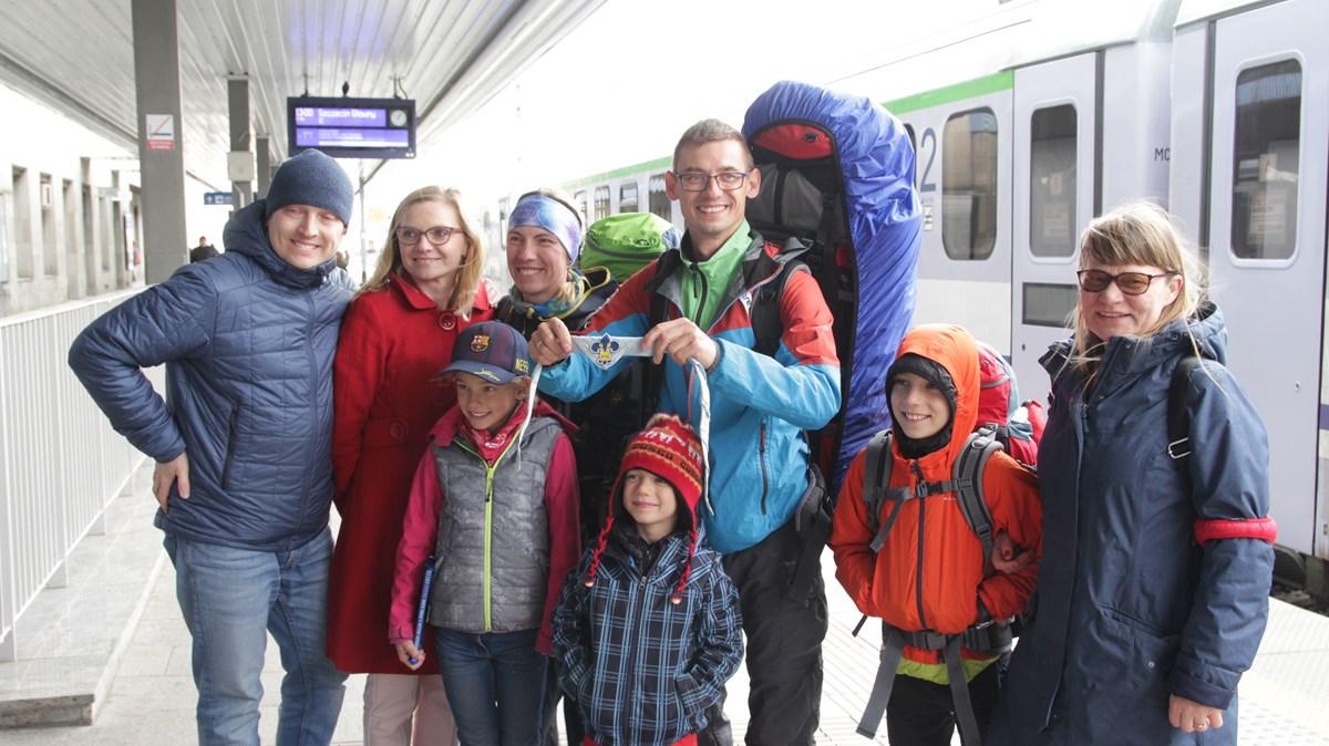 podróż dookoła świata rodzina gramackich - Kacper Witt