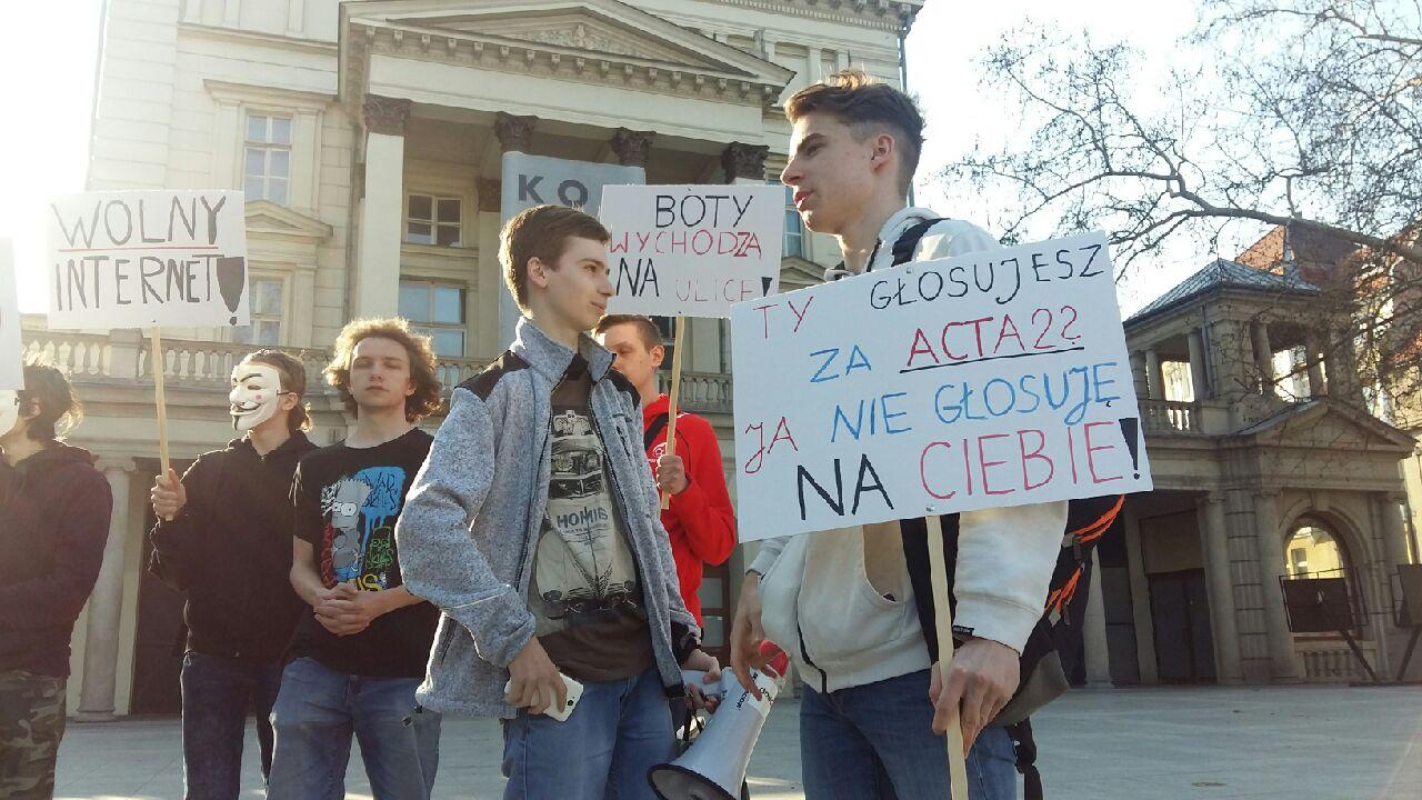 protest acta 2 PO - Magdalena Konieczna