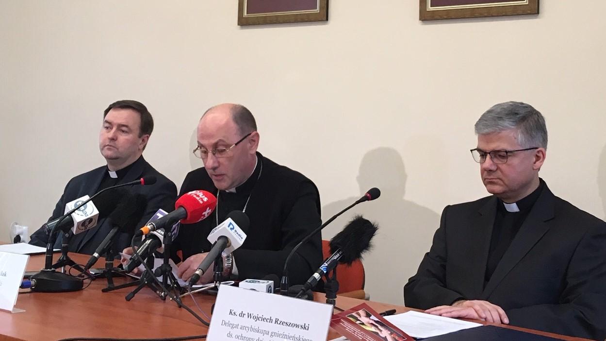 konferencja arcybiskup wojciech polak - Rafał Muniak