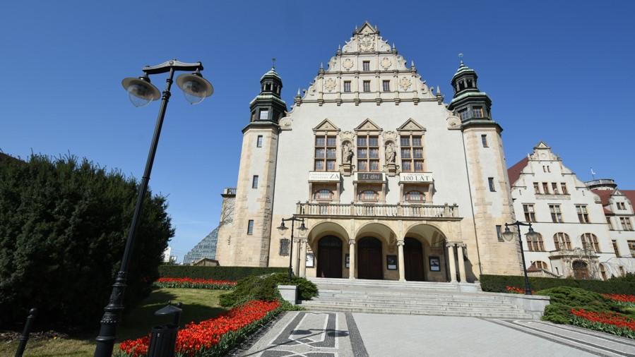 aula uam  - Wojtek Wardejn