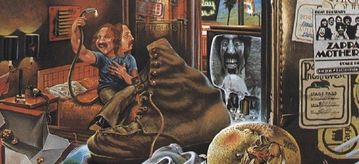 Zappowska Szydera - ilustracja