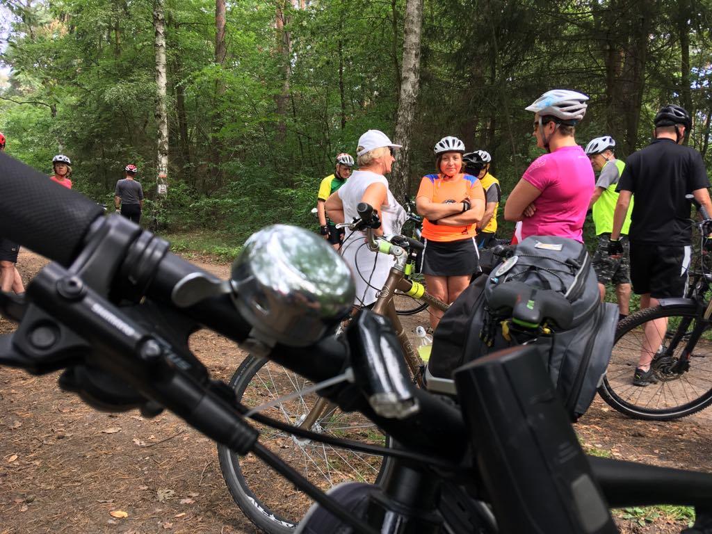 rajd rowerowy ipn - Michał Jędrkowiak