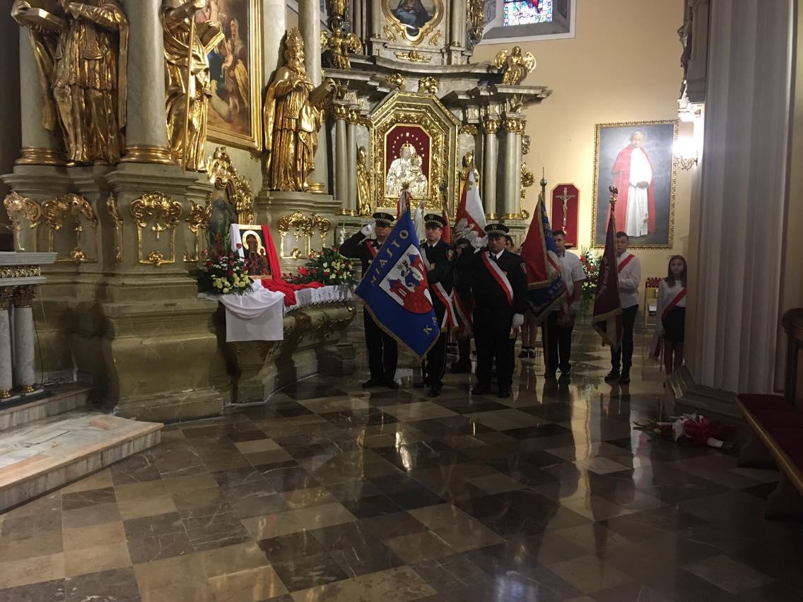 99. rocznicę Bitwy Warszawskiej kalisz - Danuta Synkiewicz