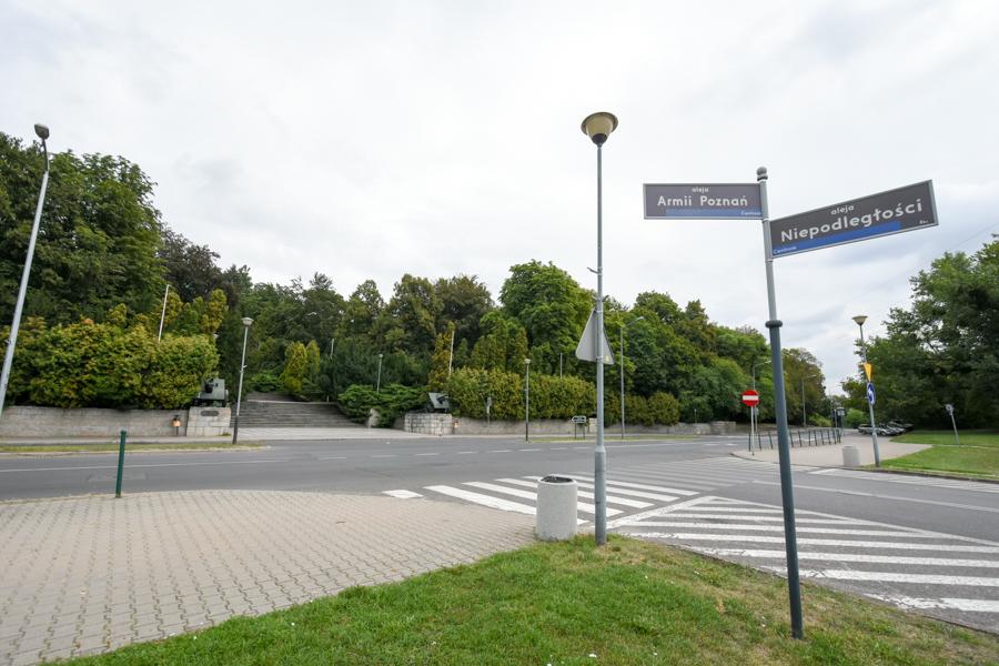 Wojtek Wardejn/ul. Armii Poznań