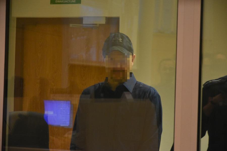 Rozprawa w sprawie wybuchu na dębcu tomasz j - Wojtek Wardejn