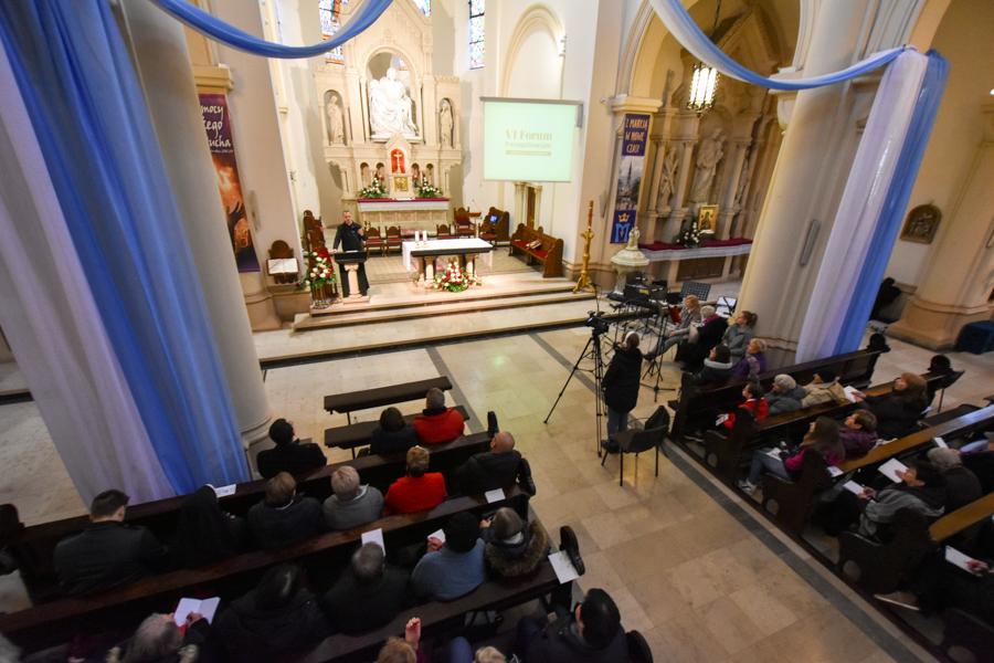 forum ewangelizacyjne archidiecezja poznańska kościół pw matki boskiej bolesnej - Wojtek Wardejn - Radio Poznań