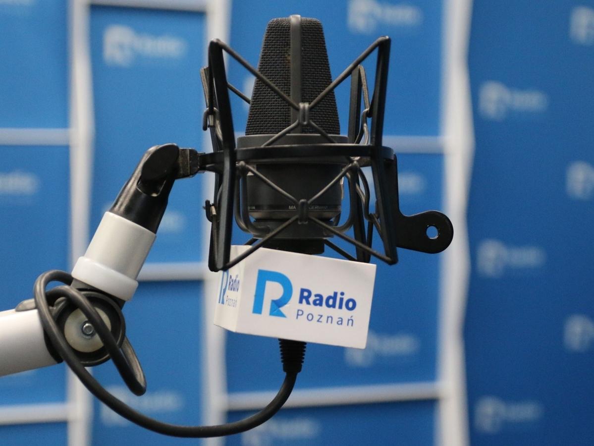mikrofon radio poznań - Kacper Witt - Radio Poznań