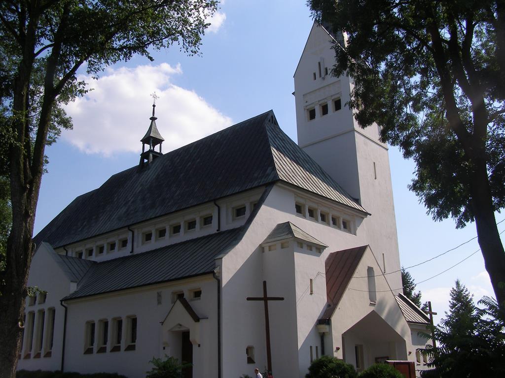 kościół psary - Wikipedia