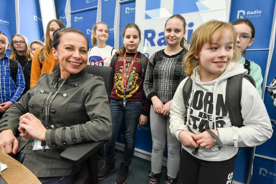 wycieczka radio dzieci - Wojtek Wardejn