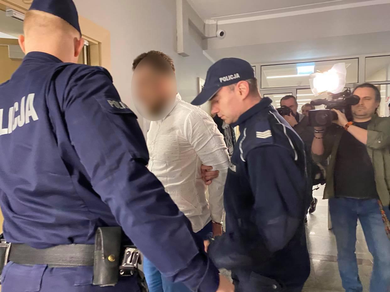 proces denis h zabójstwo aleje solidarności - Michał Jędrkowiak