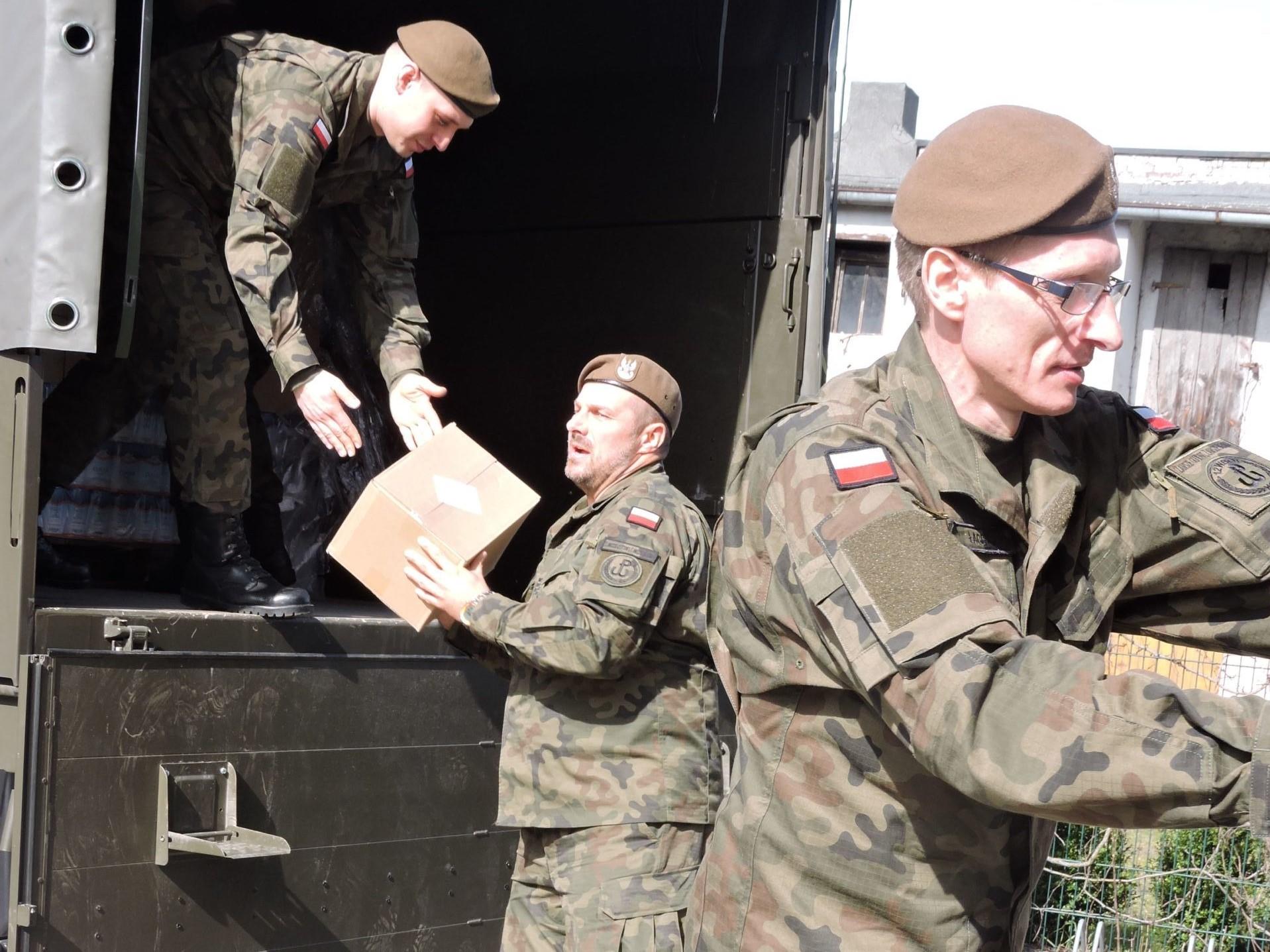 4 tony żywności nowy Tomyśl - opsnt.pl
