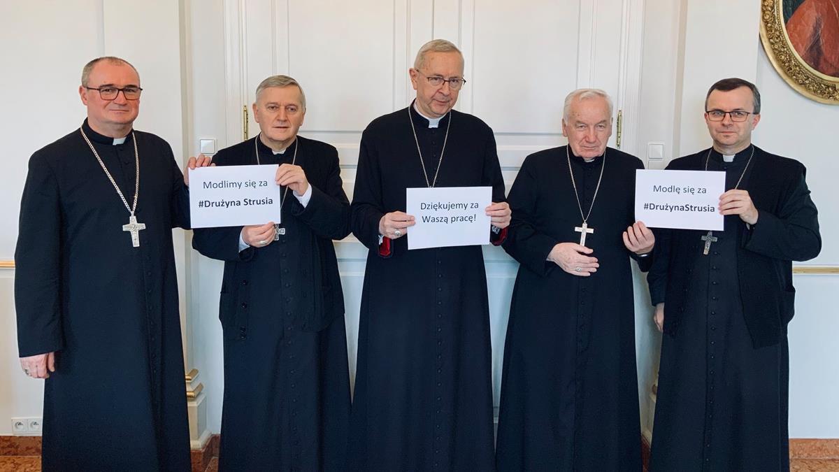 archidiecezja poznańska biskupi gądecki stułkowski bryl - Archidiecezja Poznańska - Facebook