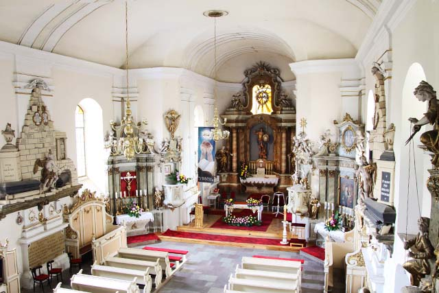 kwilcz parafia kościół - www.kwilcz.archpoznan.pl