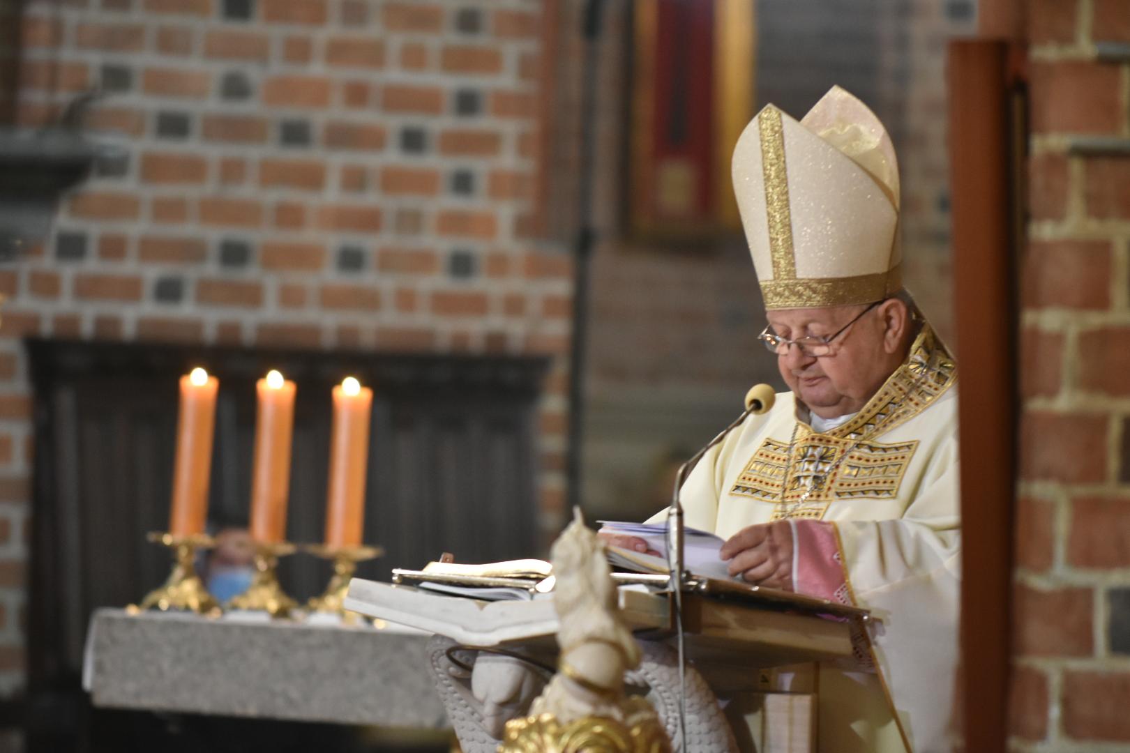 kardynał Dziwisz - Wojtek Wardejn