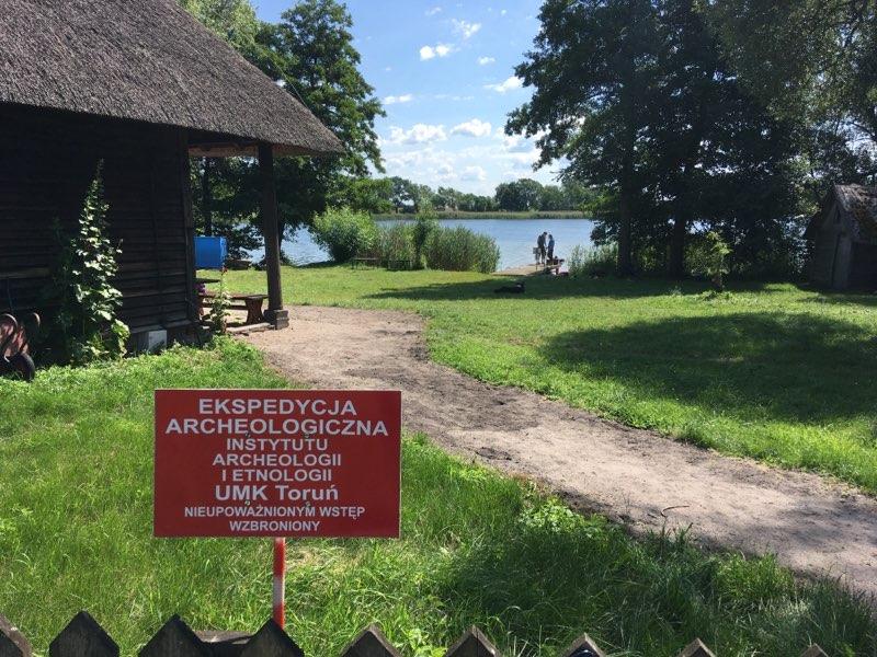 nurkowie jezioro lednickie - Rafał Muniak