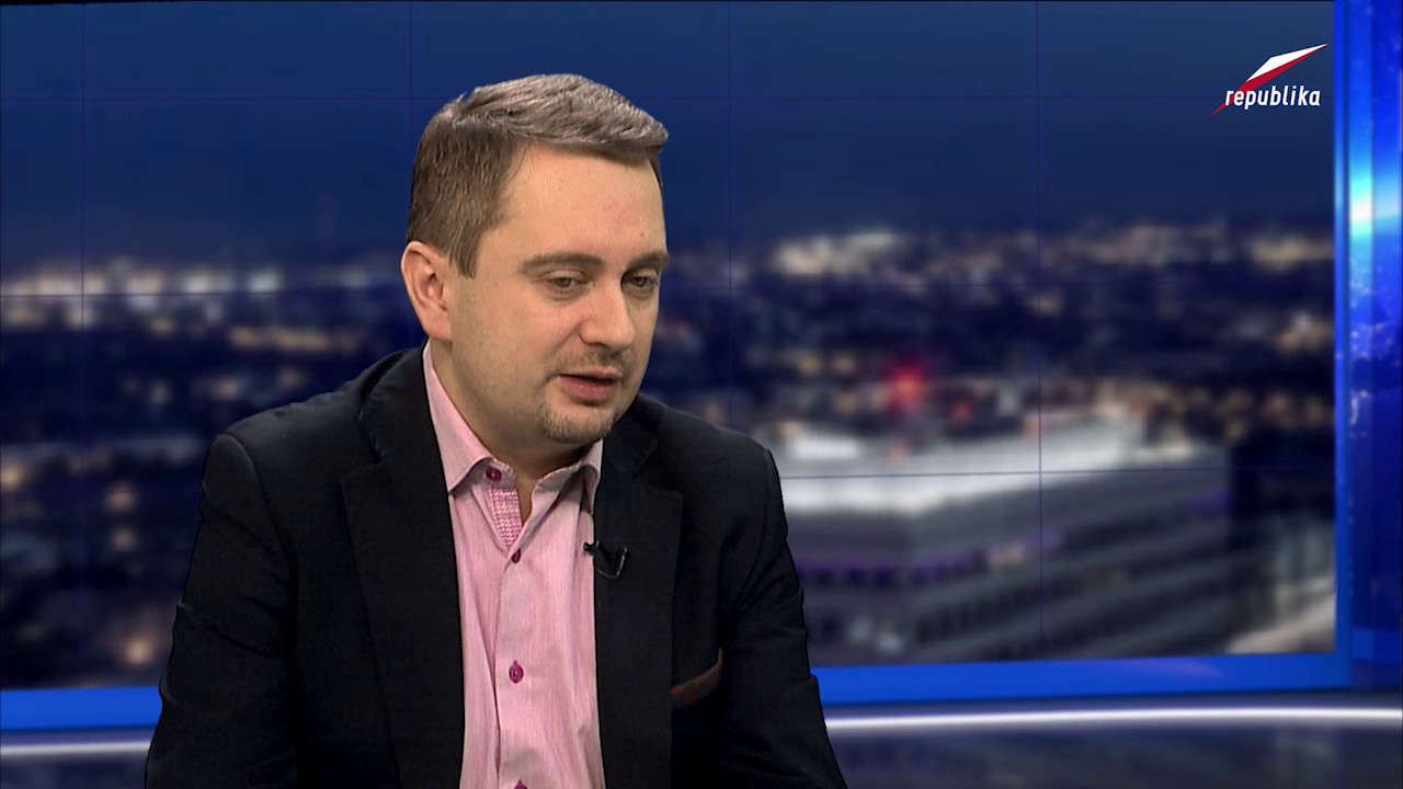 Bartłomiej Biskup - Telewizja Republika