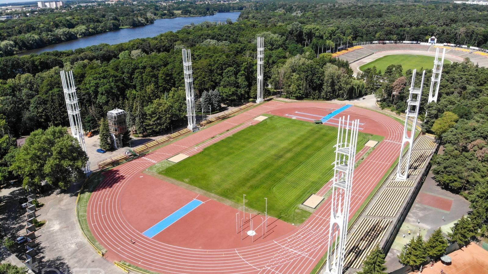 Stadion na Golęcinie przeszedł modernizację - PIM