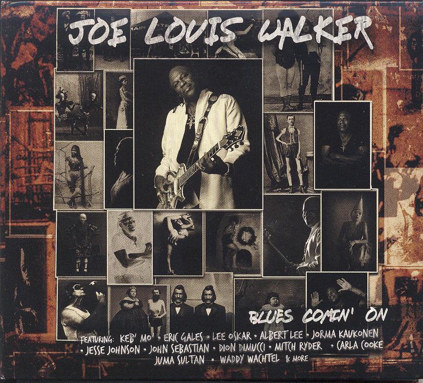 joe louis blues - Okładka