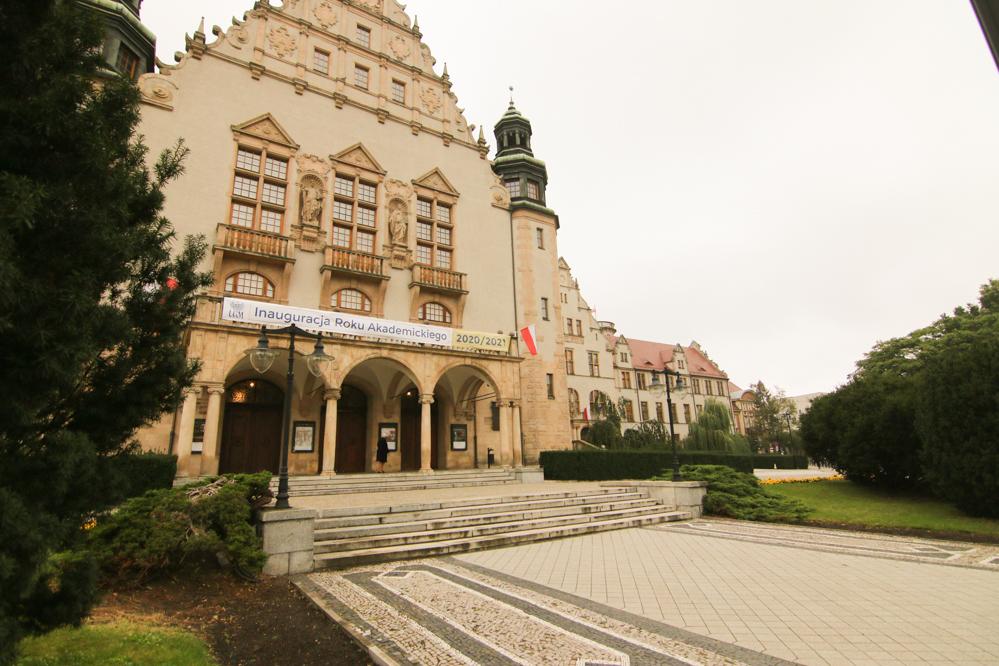 inauguracja uam - Leon Bielewicz - Radio Poznań