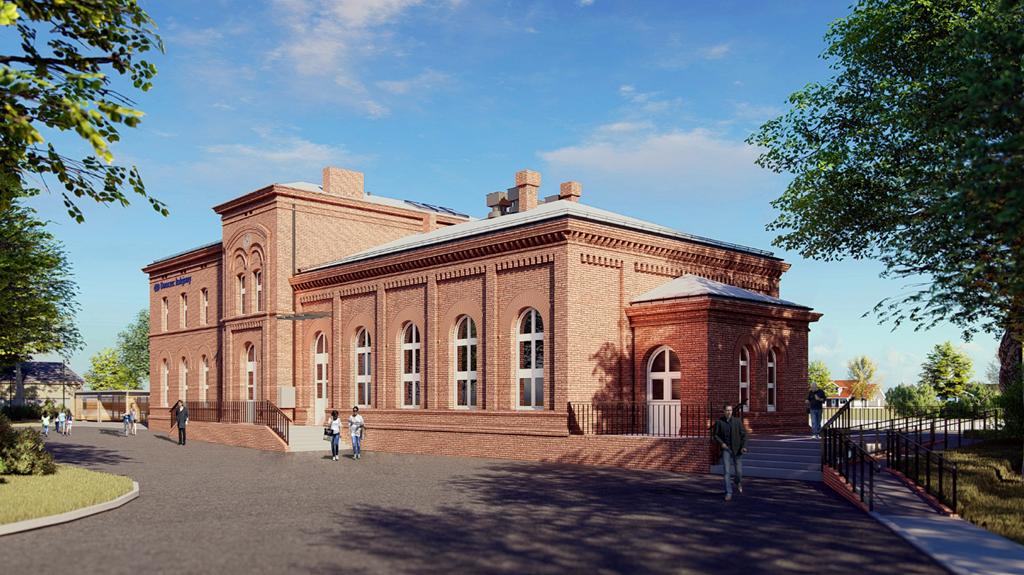 dworzec trzemeszno przebudowa - Materiały prasowe PKP S.A.