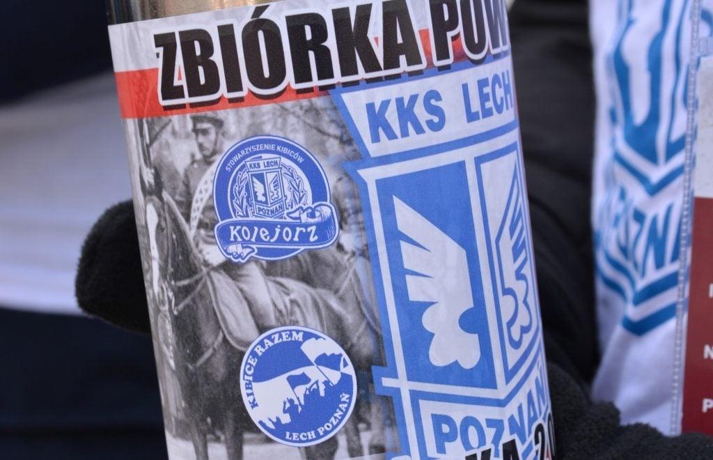 zbiórka powstańcza kibice lecha - zrzutka.pl