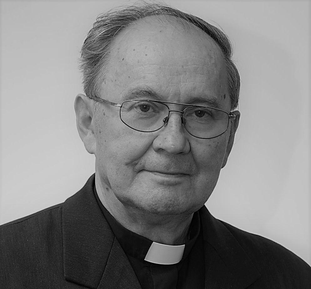 ksiądz profesor Bogdan Poniży - TT: Archidiecezja Poznańska