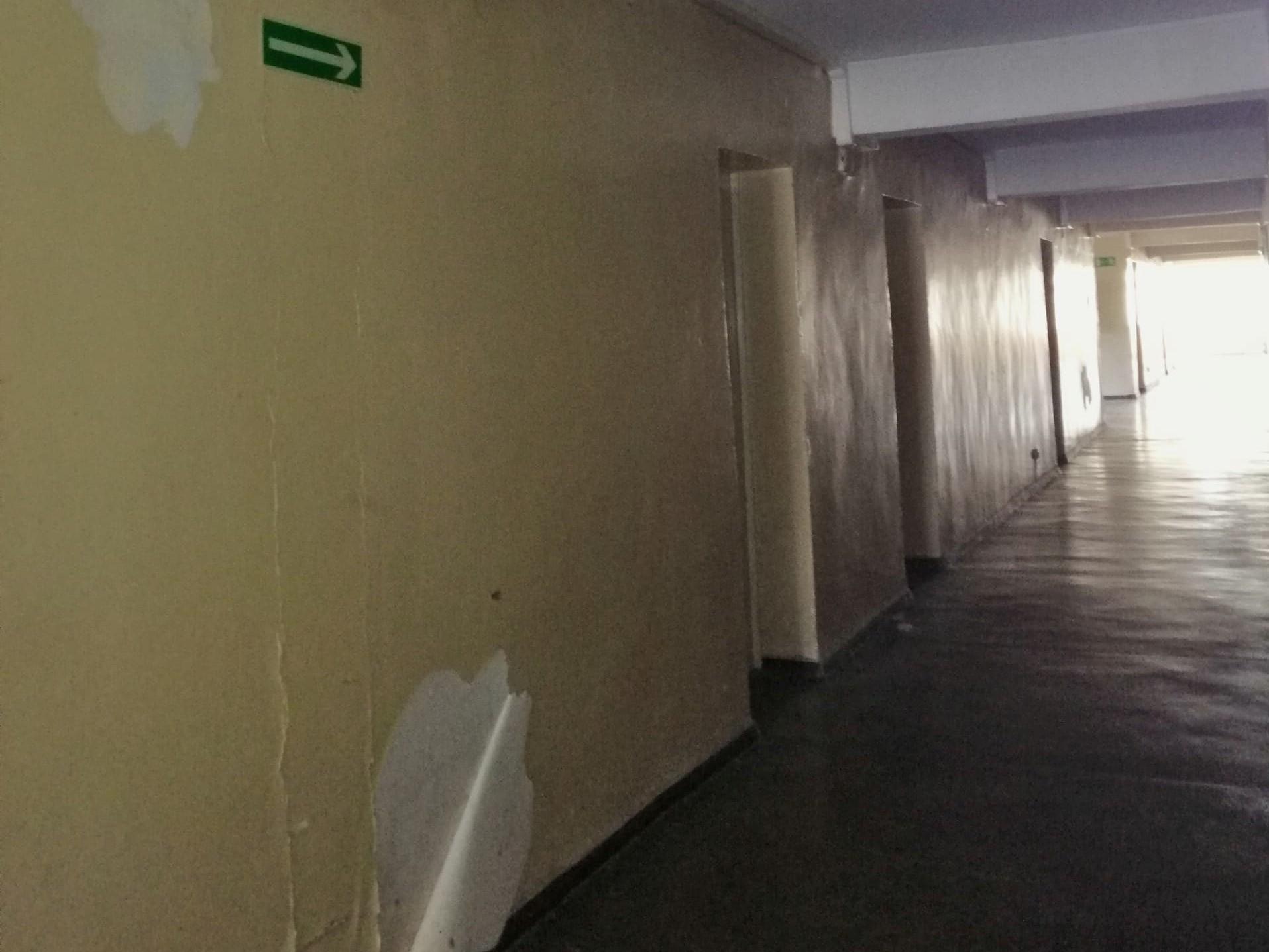 hotel pracowniczy szpital wojewódzki - Lokatorka hotelu