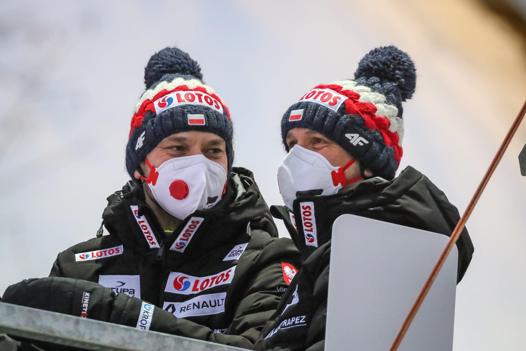 michał dolezal trener kadry skoczków narciarskich - Polski Związek Narciarski