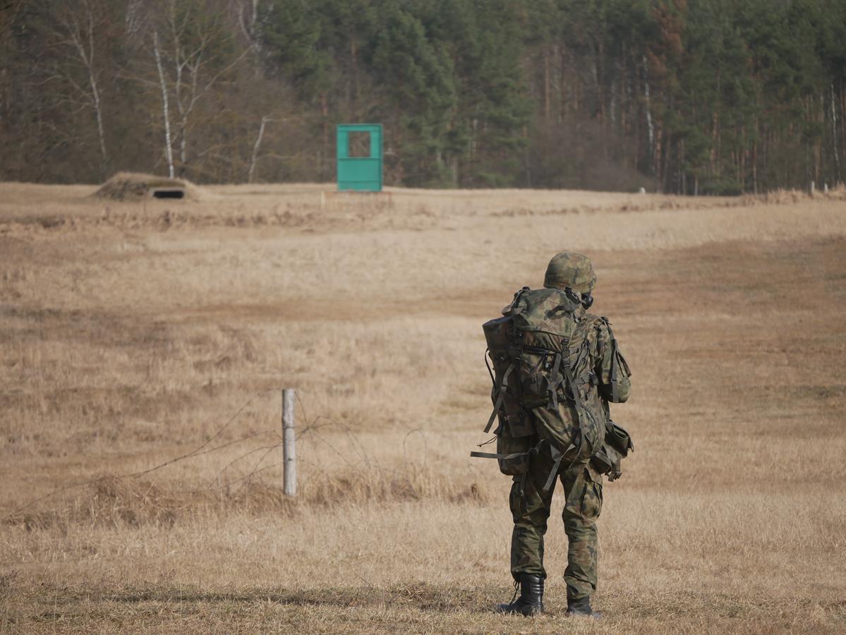 pętla taktyczna terytorialsi  - Kacper Witt - Radio Poznań