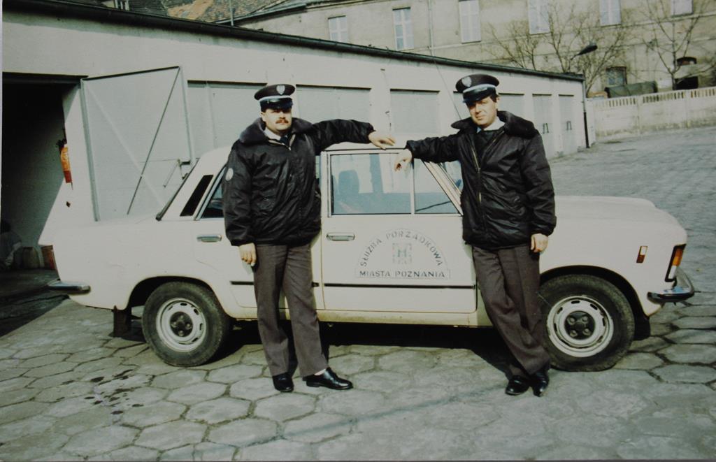 straż miejska poznań 30 lat - Straż Miejska Miasta Poznania