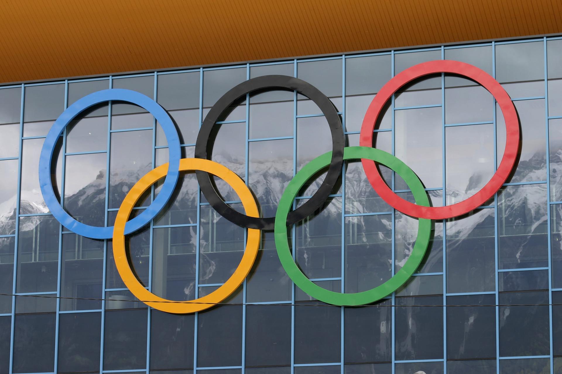 olimpiada igrzyska olimpijskie  - Pixabay