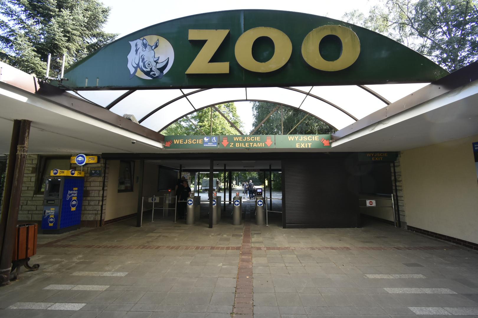 poznańskie zoo poznań zoo  - Wojtek Wardejn