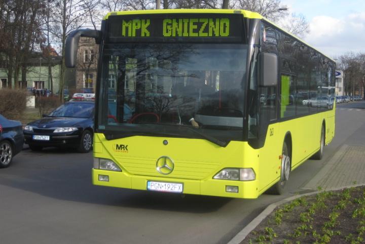 mpk gniezno autobus - Rafał Muniak
