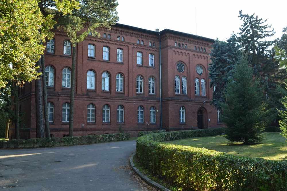 dziekanka gniezno - Szpital Dziekanka