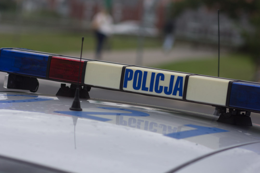 radiowóz policja (2) - Tomasz Żmudziński
