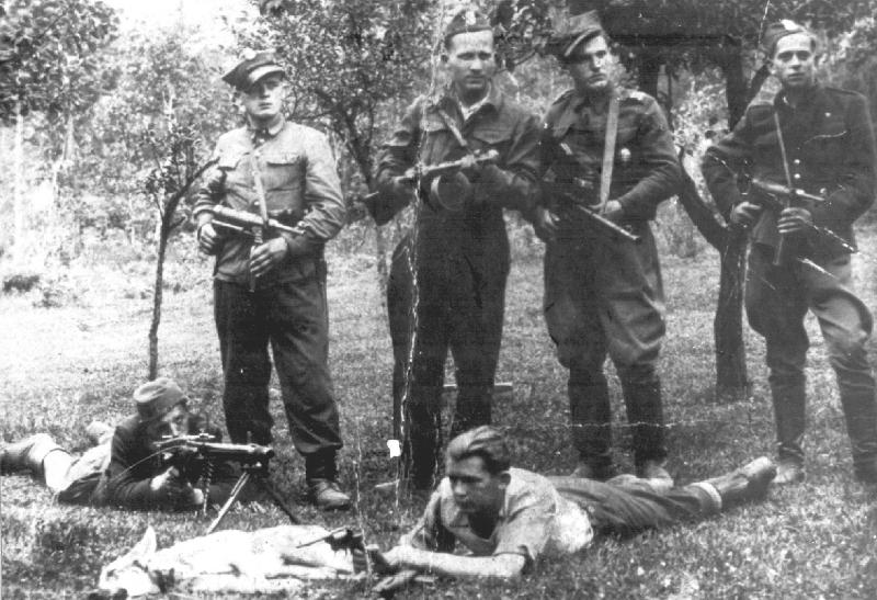 zołnierze wyklęci oddział - IPN