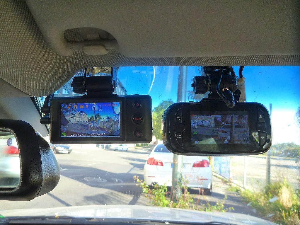 rejestrator wideo kamera samochodowa - Fernost - CC: Wikimedia Commons