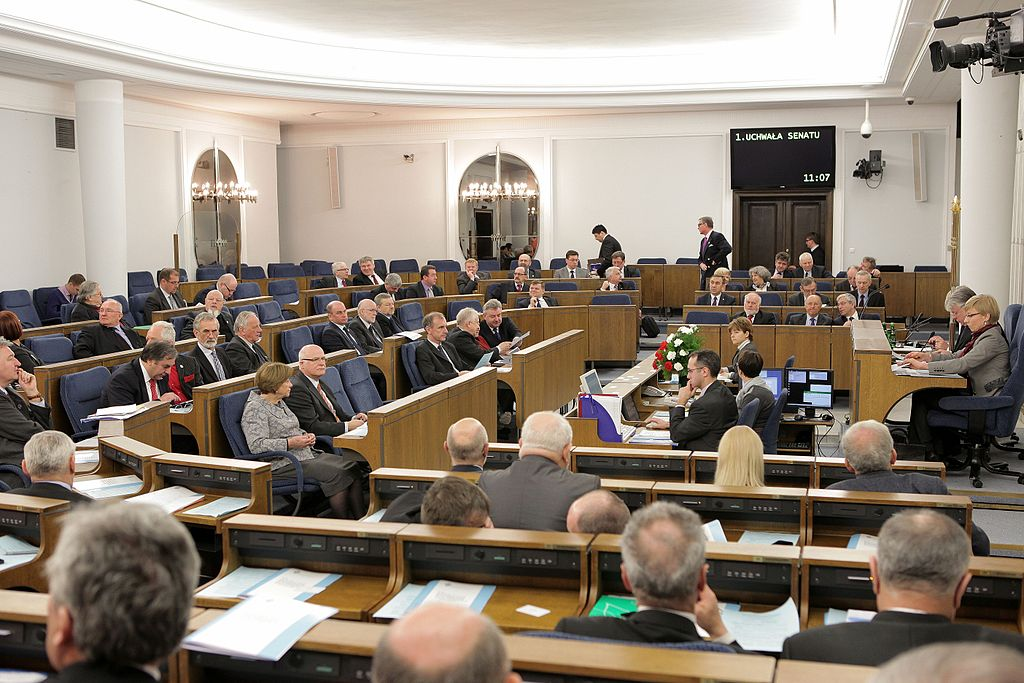 senat - Katarzyna Czerwińska - Senat Rzeczypospolitej Polskiej