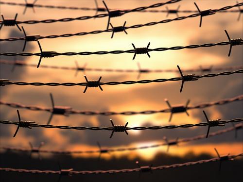 oboz koncentracyjny - fotolia.com