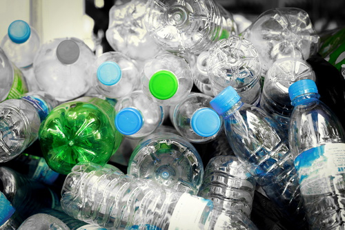butelki plastik - Fotolia
